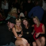 Ladies and I in Sydney, Australia
