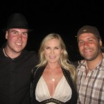 Jason Moffat, Christie and I, San Diego, USA